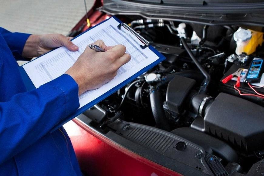 Гарантийный ремонт автомобиля 2
