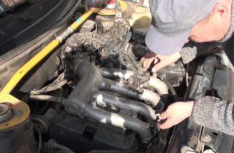Почему двигатель троит1