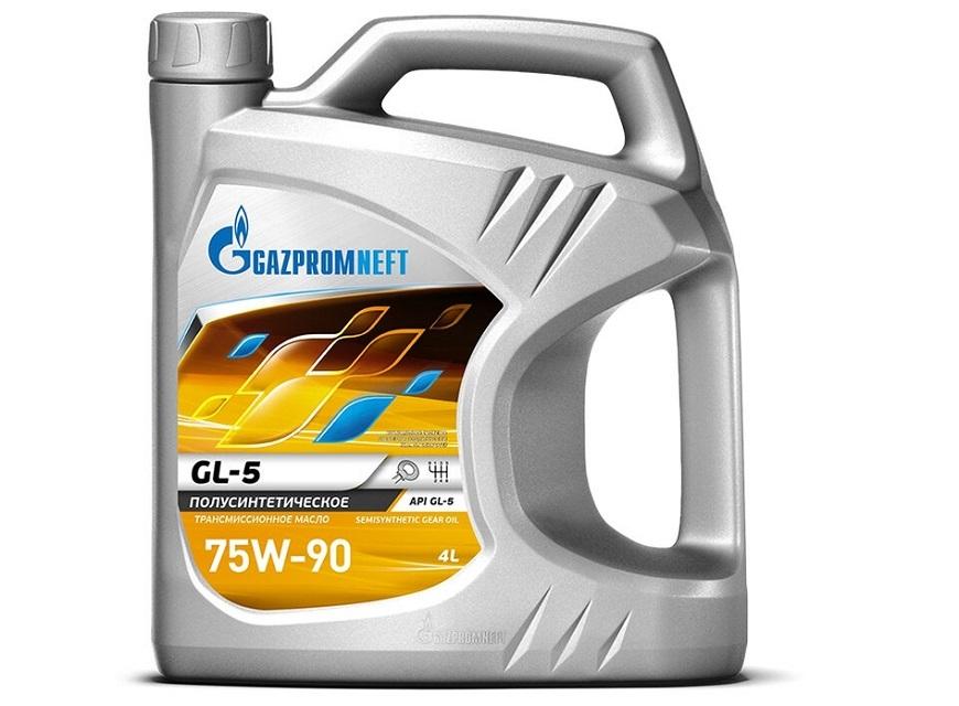 Gazpromneft gl 5 75w 90 1
