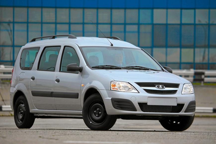 Лада ларгус - лучший автомобиль для работы в такси
