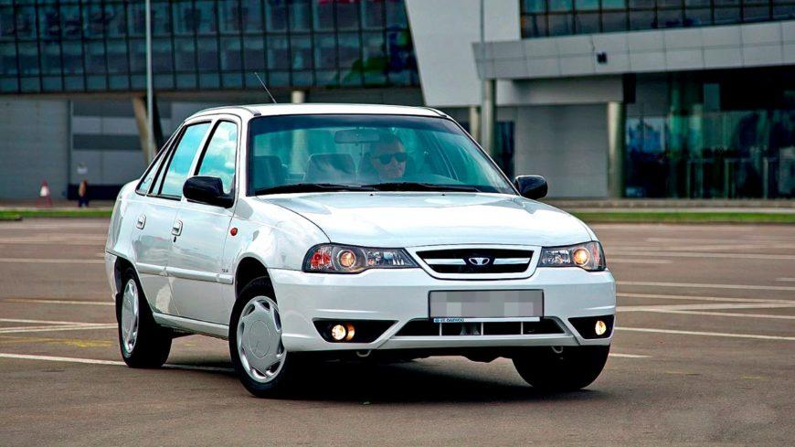 Daewoo nexia лучшая машина для работы в такси