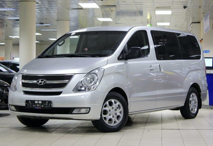 Hyundai h1 дучшая машина для работы в такси