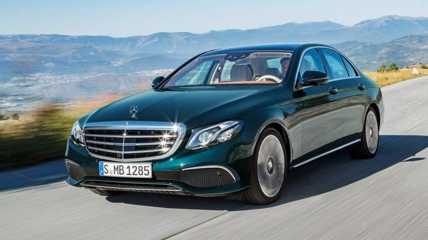 Mercedes benz e classe w213